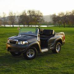 Truck Golf Cart