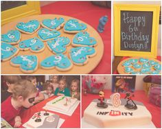 Disney Infinity Birthday Party from @Sarah Chintomby Halstead #birthdaypartyideas #kidsbirthday #disney