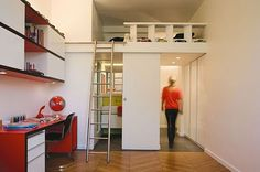 Best Loft Beds D On Pinterest Bunk Bed Loft And Modern 400 x 300