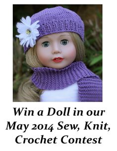 Visit www.facebook.com/dollpages to Enter to Win this Harmony Club Doll.  Harmony Club Dolls sold at www.harmonyclubdolls.com