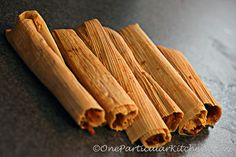 Tamales. This recipe adds tamal sauce to the masa for added flavor. Can't wait to try these!