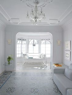 To die for...white apartment barcelona