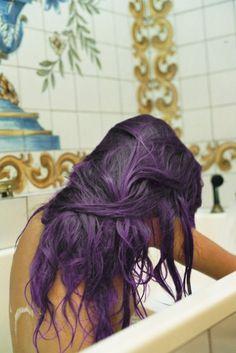 #purple hair