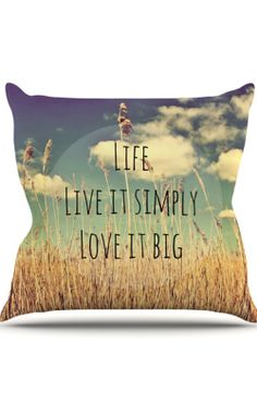 I like this pillow <3