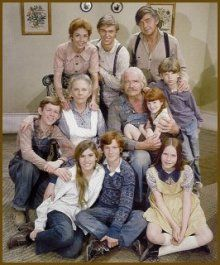 Loved The Waltons.