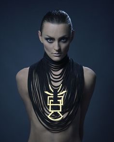 The Michal Taharlev 2014 Jewelry Collection Evokes Simple Elegance