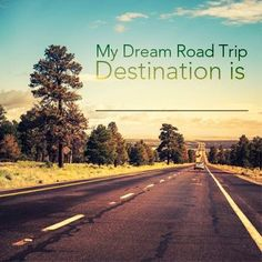 Publishers Clearing House - If you could drive to some place you've never been before, where would you go?