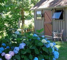 New potting shed project on pinterest potting sheds for Garden shed jokes