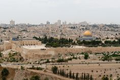 Jerusalem, Israel - Visiting Jerusalem just might tear everything you thought you knew apart, as it did for me, which is part of why I love to travel.
