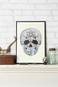 Seiko Kato Subterranean Art Print #urbanoutfitters