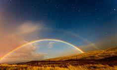 Kamuela Hawaii Moonbow
