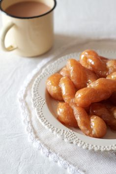 The best South African koeksisters recipe via The Kate Tin