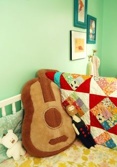 Basil's Colorful, Eclectic, and Budget-Friendly Room Nursery Tour