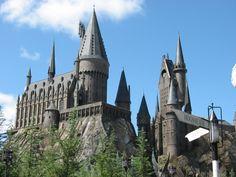 Harry Potter World, Universal Studios, Orlando FL