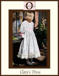 Olabelhe - great inspiration for dresses for the girls