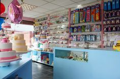 lolli shop, celebration cakes, cake shop, dream shop, cake stall, candi shopp
