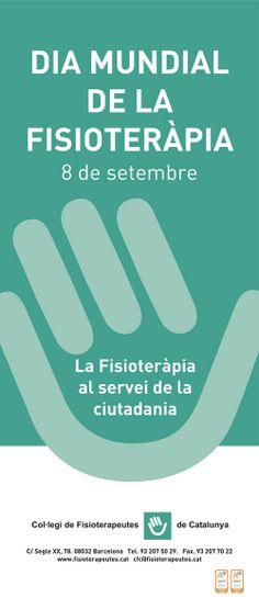 8 Septiembre : Día Mundial de la Fisioterapia / September 8: World Physiotherapy Day