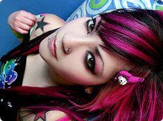 Ananda - Chilean Suicide Girl