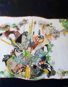 Sandra Sitron 2011 #painting