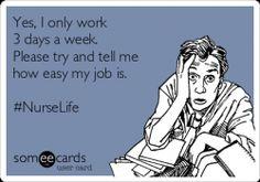 Do tell. #Nurses #NurseHumor #WorkLife