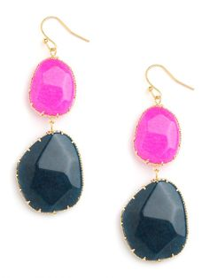 colorblock earrings / baublebar