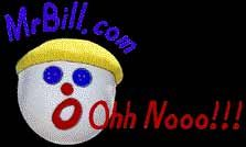 Mr. Bill from Saturday Night Live Official Website