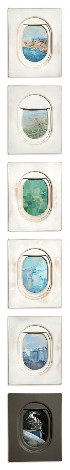 """Six Windows"" by Jim Darling"
