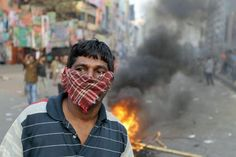 Clashes, blasts mark Bangladesh opposition protest - The Hindu