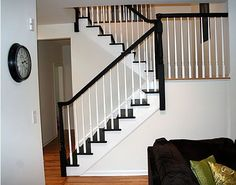 Painting Stairs: DIY FAQs and Tips -