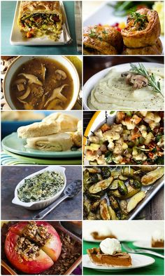 vegan, food fiend, food passion, thanksgiv feast, plants