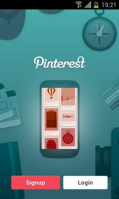 Pinterest Android App! Finally! Love it!