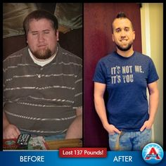 Anthony Bonczewski lost 11 inches around his waist, went from a 3XL shirt to a Medium and can now walk 10 miles when he used to struggle to walk just one. LIKE if you think he looks fantastic! Read his full story here: http://www.atkins.com//Program/Success-Stories/Anthony-Bonczewski.aspx