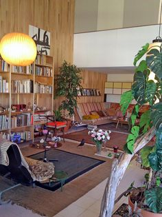 Eames living room