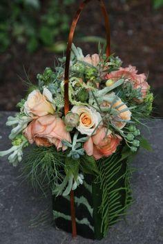 Francoise Weeks- botanical purse