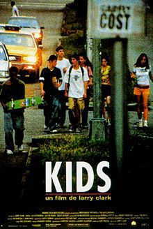 kids // fucked up but great movie, first time I ever saw the amazing chloe sevigny