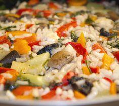Pilaf-de-ciuperci-cu-legume
