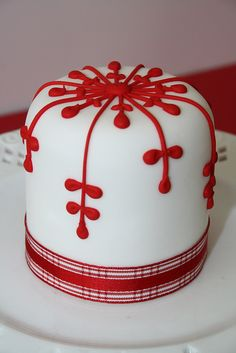 . christmas cakes, mini wedding, wedding mini cakes, cake red white, christma mini, mini torta, mini christma, christma cake, red mini