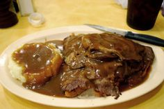 To Die For Crockpot Roast Recipe: True to its name, this roast beef is the best you've ever eaten. You'll never make roast another way again. Click for recipe. #repinablerecipes