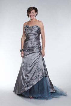 biggest loser winner! love the dress