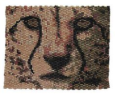 Instant Download - Cheetah Top 2012 Pattern