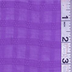 Fashion fabrics club...purple lawn - not quite sheer..suitable for nicer dresses - party, dance (not ball), pic-nics.  Any age can wear sheer dresses.