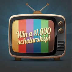 $1,000 Internet and Education Scholarship. Enter by 6/22 for your chance to win!