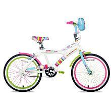 Avigo 20 inch Little Missmatched Bike - Girls