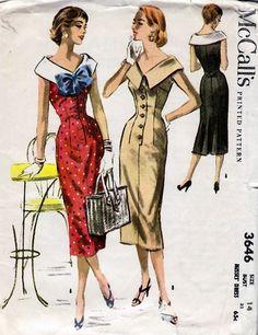 McCall's 3646 (1956)