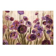 THIS WOULD LOOK GREAT ON OUR PLUM COLORED WALL!