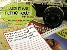 Be a tourist in your own hometown!