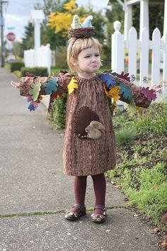 tree costume.