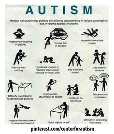 Knowledge is power. Spread the word and let's help end ignorance toward #autism.