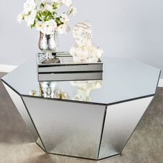 I pinned this Victoire Coffee Table from the --Tables-Concept Candie InteriorsLowrey & Lane event at Joss and Main! $383