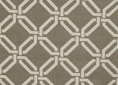 Geometric Lattice Fabric by the Yard-Clay